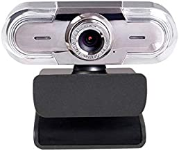 WDFDZSW Ultra HD Network Computer Webcam, Smart TV Laptop Universal USB with Mic Macro Shooting Webcam for Web Class, Phot...