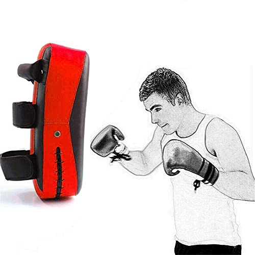 Cozywind Escudos para Patadas de Artes Marciales,Boxing Pad, Objetivo de Patada de Entrenamiento, Puñetazo, Pie Sanda, para Clubes de Escuela, Familiales de Marciales, para Niños, Adultos (1 Unidad)