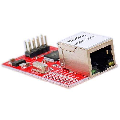 Módulo electrónico Módulo de red Ethernet Módulo Ethernet del módulo Ethernet del módulo Ethernet W5100 Equipo electrónico de alta precisión