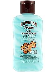 Hawaiian Tropic Silk Hydration Air Soft Crema después sol, 60 ml