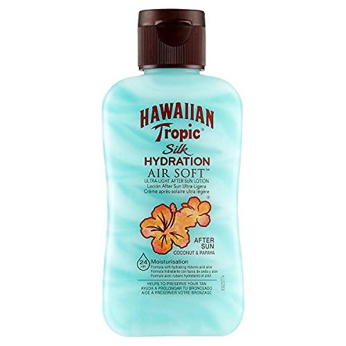 Hawaiian Tropic Silk Hydration Air Soft After Sun Lotion Coconut Papaya Mini, 60 ml, 1 St.