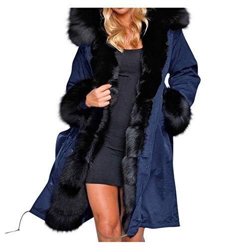 Herren Jeansjacke mit Fleece Denim Jacket Gefütterte Jeans Jacke Mantel Warme Winterjacke mit Brief Drucken Beiläufige Wolljacke Cargojacke