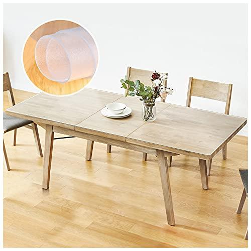 テーブルマット テーブルクロス 90*180cm 厚さ1.5mm 透明ビニール クリア PVC素材 汚れ防止 撥水加工 耐熱 定型処理 (180*90cm, 透明(1.5mm))