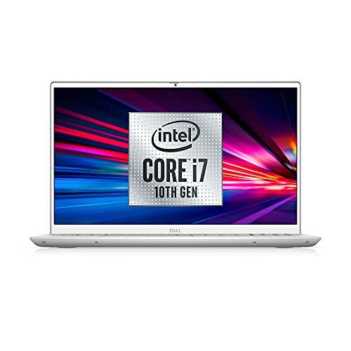 "Dell Inspiron 15 7501 Intel Core i7 Ordinateur Portable 15,6"" Full HD Silver (8Go de RAM, SSD 512Go, NVIDIA NVIDIA® GeForce® GTX® 1650 Ti , Windows 10 Home) Clavier AZERTY Français"