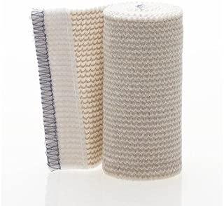 MDS087004LFZ - Non-Sterile Matrix Elastic Bandages,White/Beige, Box of 10