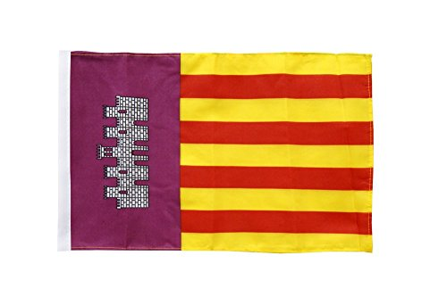 Flaggenfritze® Flagge Spanien Mallorca - 30 x 45 cm