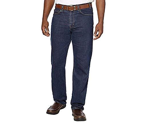 Kirkland Signature Men/'s Italian Leather Belt Black Fits Pant Size 32