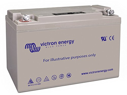 Victron Energy : Batterie Gel à cycle profond, 12V 110Ah