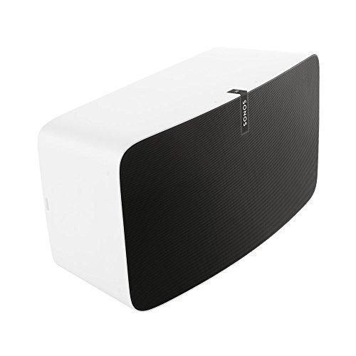 Sonos PLAY:5 I Klangstarker Multiroom Smart Speaker für Wireless Music Streaming (weiß) - 8