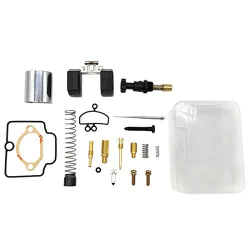 Bokie - Kit de reparación de carburador de moto para piezas de repuesto para chorros de repuesto Pwk Oko 28 mm