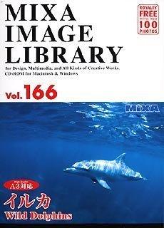 MIXA IMAGE LIBRARY Vol.166 イルカ