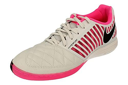 Nike Lunargato 2 580456 - Botas de fútbol para hombre, Vast Grey Pink Blast 006, 40.5 EU