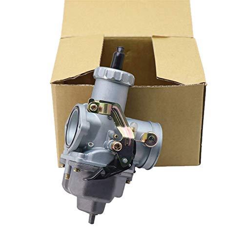 WPLHH Vergaserkabelhebel, KF PZ32 / 32 mm, mit Beschleunigung, für 250 cc, 300 cc, Motorräder