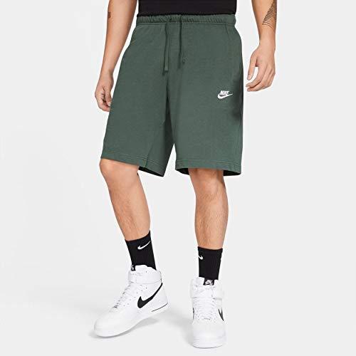 pantaloncini uomo nike cotone Nike BV2772-337 M NSW Club Short JSY Pantaloncini Sportivi Uomo Galactic Jade/(White) L