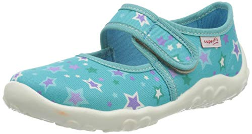 Superfit Bonny, Zapatillas Estar casa Niñas, Verde