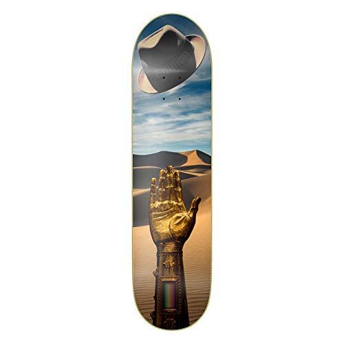 Emillion Skateboard Deck Desert Hooray 8.25