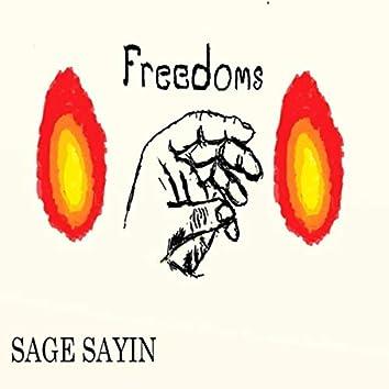 Freedoms (Live)