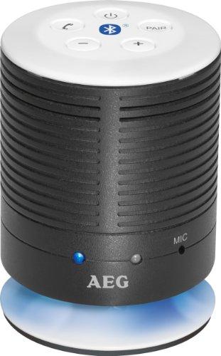 AEG BSS 4809 Bluetooth-Lautsprecher (1-er Stück) weiß