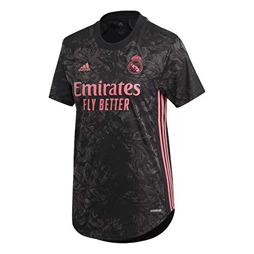 adidas Madrid Temporada 2020/21 Real 3 JSY W Camiseta Tercera equipación, Mujer,...