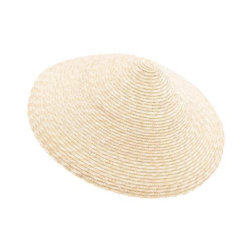 CLISPEED Adulto Sombrero de Paja Chino Tradicional Sombrero de Paja Sombrero de Verano Sombrero de Paja Chino Sombrero de Bambú Chino para Halloween Cosplay Party