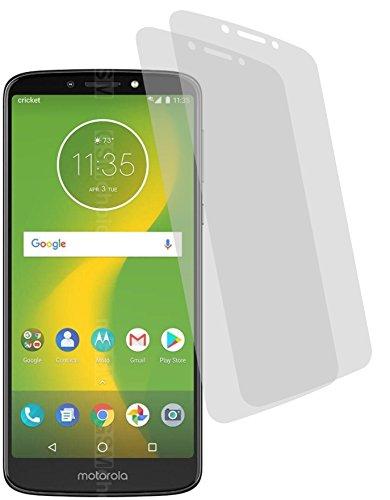4ProTec I 2X ANTIREFLEX matt Schutzfolie für Motorola Moto E5 Supra Bildschirmschutzfolie Displayschutzfolie Schutzhülle Bildschirmschutz Bildschirmfolie Folie