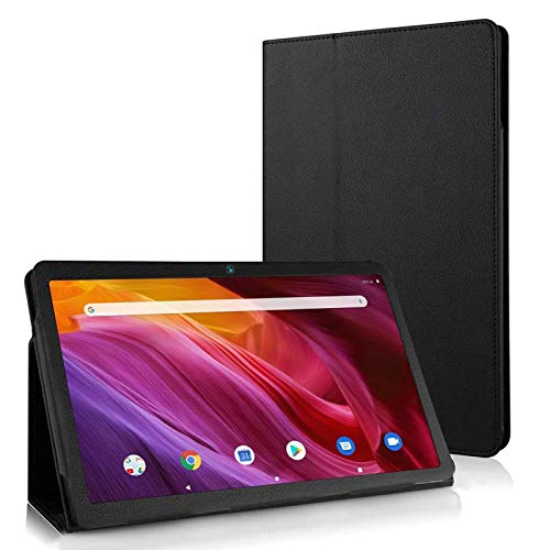 """TabSuit Dragon Touch K10 Case 10.1"""" PU Leather Case Cover Stand for Dragon Touch K10 Notepad K10 10.1 Tablet"""
