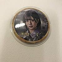 松田好花 缶バッジ ザンビ