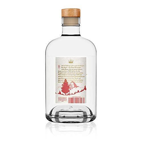 Zirbin Gin With Zirbe 41.5% Vol. 0.7L - 700 ml