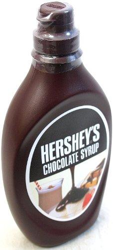 ハーシー HERSHEY'S チョコレートシロップ 623g×4本
