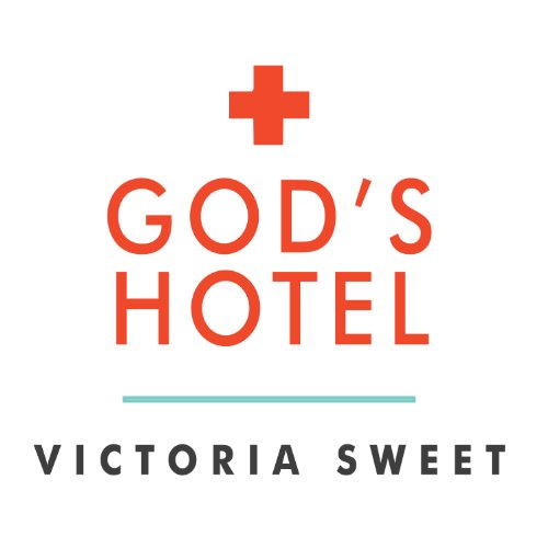 God's Hotel audiobook cover art