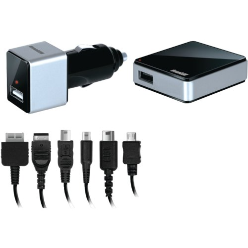 dreamGEAR Universal USB Power Kit Pro for PS Vita, PSP, DS Lite, DSi, DSi...