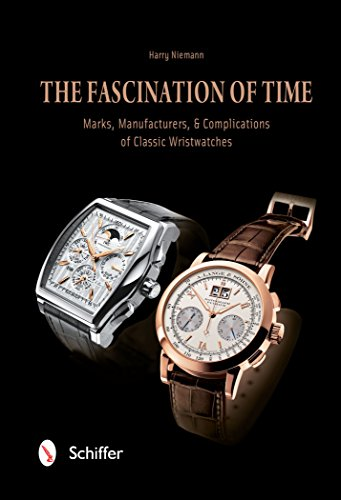 Niemann, H: Fascination of Time: Marks, Manufacturers, & Complications of Classic Wristwatches