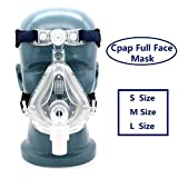 Fencia Masks Full Face and headgear Universal Adjustable (S)