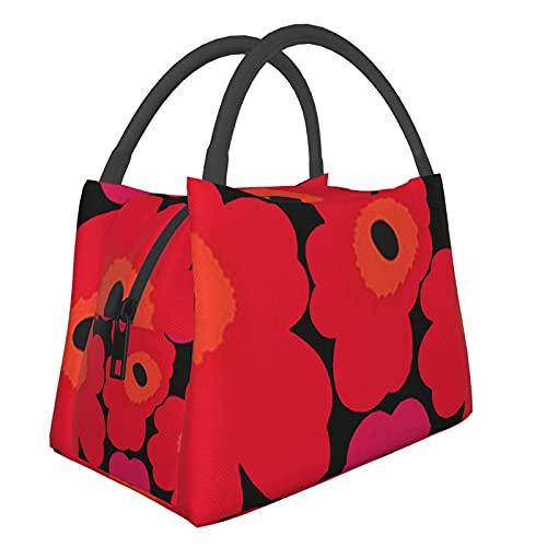 Mari-Mekko Unik-Ko Portable Insulation Bag Tote Bag Storage Small Tote Bag