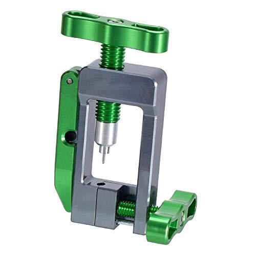 VéLo Connecteur D'Huile d'olive Needle Outil D'Installation Flexible De Frein Outil De Coupe pour VTT Tube Accessoires Connecteur ÉQuitation (Vert)