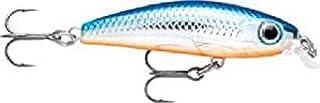 Rapala Ultra Light Minnow 06 Fishing Lure, 2.5-Inch, Silver Blue