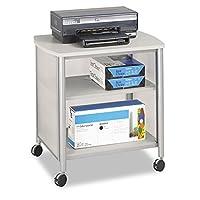 Impromptuマシンスタンド、one-shelf、26–1/ 4W X - 21X 26–1/ 2h、グレー、Sold As 1Each