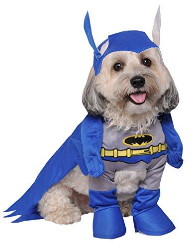 Disfraz de Batman The Brave and The Bold Deluxe para Mascotas, Grande