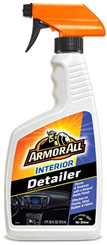 Armor All Interior Car Cleaner Formula, Protectant Detailer for Cars, Truck, Motorcycle, 16 Fl Oz, 78173