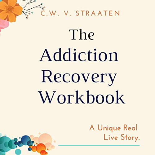 The Addiction Recovery Workbook audiobook cover art