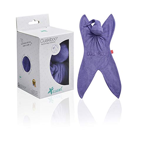 Cuski Berry Bamboo Baby Comforter as Used Within NHS, CBBERRY