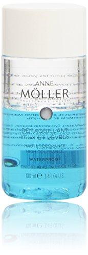 Anne Möller Démaquillant Yeux & Lèvres Waterproof - Loción anti-imperfecciones, 100 ml