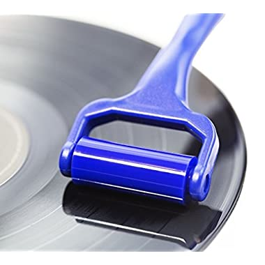 Vinyl Buddy - Vinyl Record Cleaner | LP Deep Cleaning Roller - No Sprays Or Cloths Required