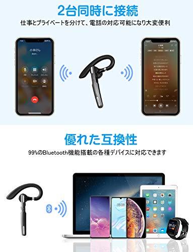 Anpoow『Bluetoothヘッドセット』