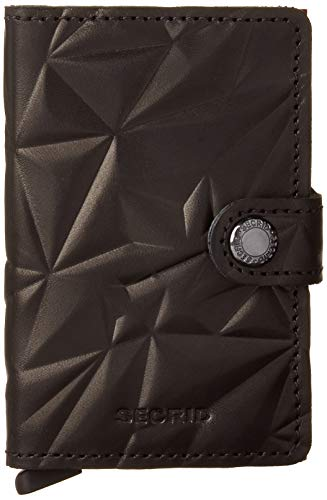 Secrid M-Prism Black Red Miniwallet Original Kreditkartenetui