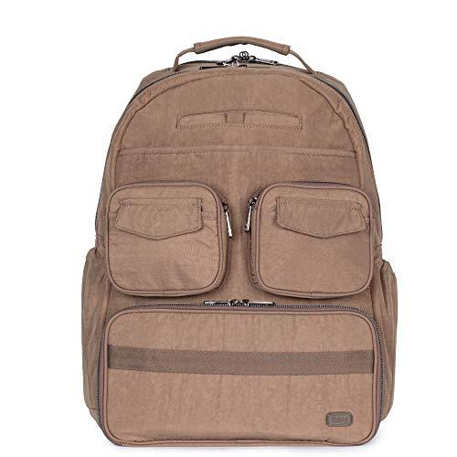 Lug Women's Puddle Jumper 2 Backpack, Walnut Brown, One Size