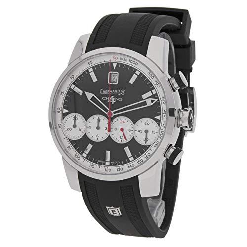 Eberhard & Co Chrono 4Grande Taille Herren-Armbanduhr Automatik 31052.3