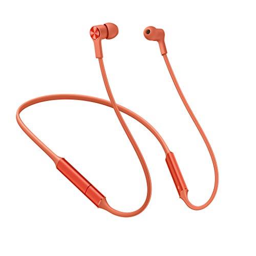HUAWEI Bluetoothイヤホン FreeLace/Orange【日本正規代理店品】