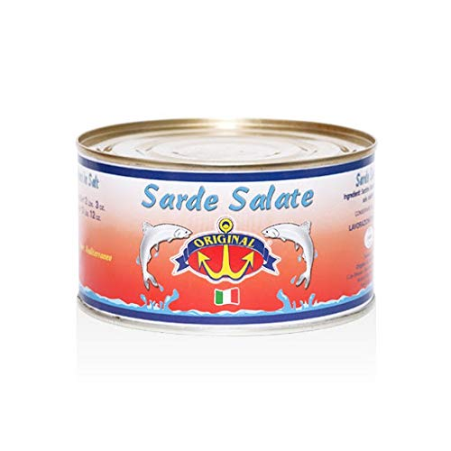 Sardine Salate Curreri Sciacca 5kg