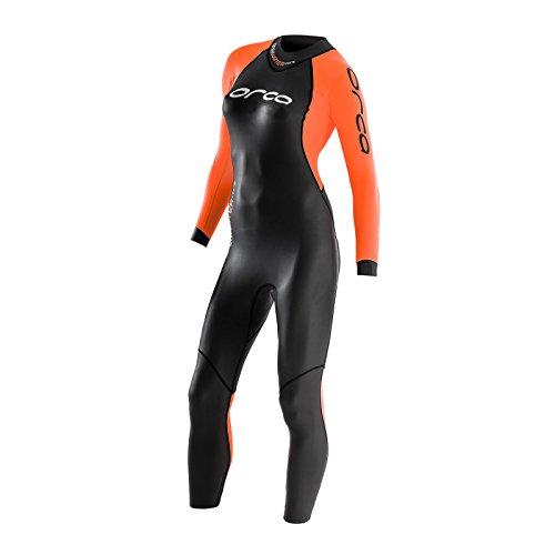 ORCA Core Openwater - Mujer - Naranja Negro Talla L 2019